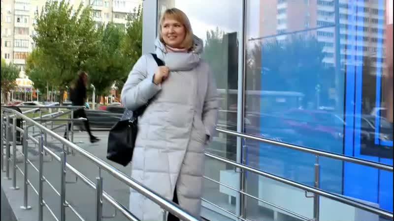 ДРЕСС-КОД Казань - женская деловая одежда / зимняя коллекция курток и пуховиков 18-19