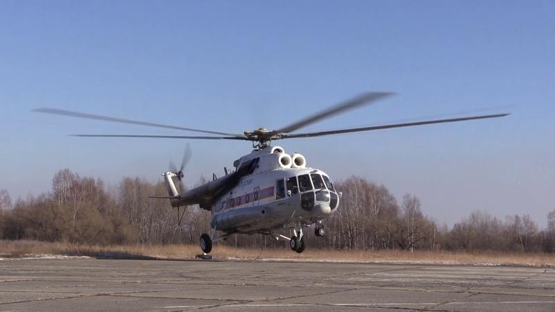 Дальневосточные авиаторы готовятся к весеннему паводку и пожароопасному сезону