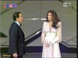 Hai litigato co Berlusconi - Alberto Sordi e Eleonora Brigliadori