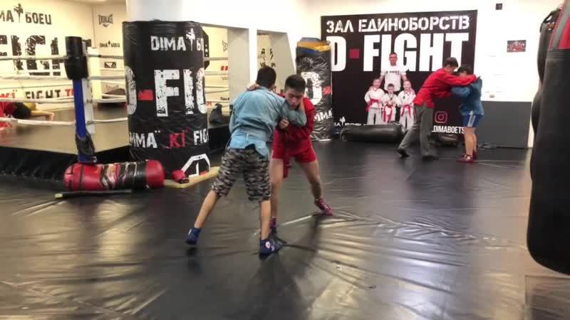 Зал единоборств D- FIGHT - Самбо, Дзюдо