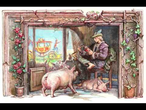 СЛУШАТЬ Детские сказки Свинопас
