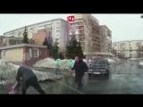 Самая глубокая лужа в Томской области