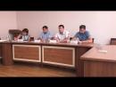 Встреча с информационной группой Администрации г Ростова на Дону 16 08 2018 г
