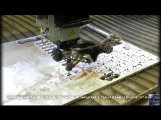 Гильотинные ножницы для резки листового металла в Казани
