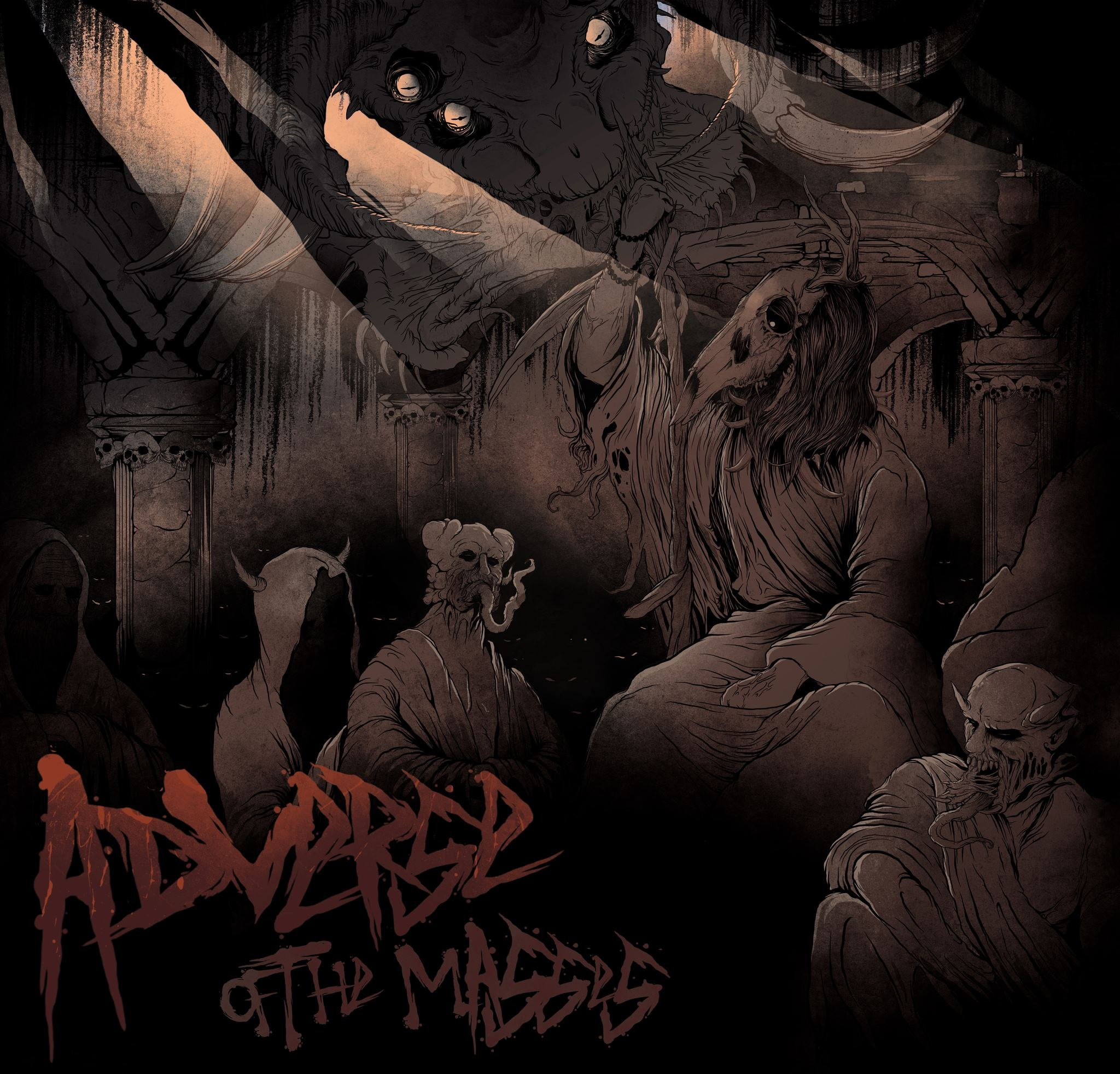 Adverse - Of The Masses [EP] (2012)
