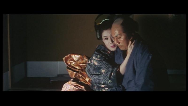 Татуировка (Irezumi) [1966, Япония) (Ясудзо Масумура Yasuzo Masumura)