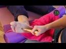Эротический массаж стоп 7 НЕБО - Как правильно делать массаж ступней и ног