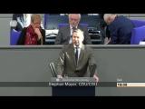 Thema Burka --- Der -Eiertanz- der CDU --- AfD wirkt -
