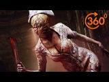 360 VR HORROR VIDEO. Nurses of Silent Hill 360 Virtual Reality Horror Experience 4K