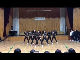 [20170316_순천여고 댄스동아리 딥앤핫 홍보공연] Suncheon Girls High School dance team DeepHot p