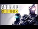 Android Soldiers Project AVATAR