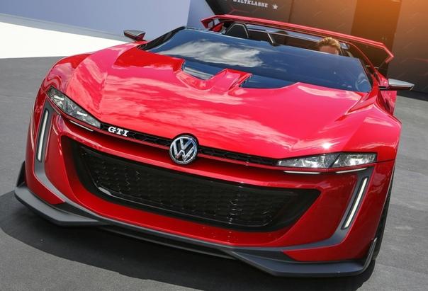 Volswagen GTI Roadster Vision Gran Turismo '2014