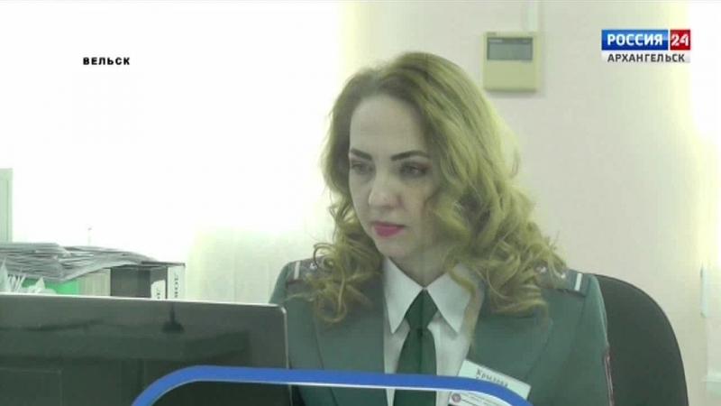 Россия 24. Вести Поважья. О формах и сроках сдачи декларации о доходах.