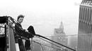 Филипп Пети человек на проволоке который покорил башни близнецы в Нью Йорке