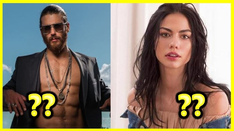 🎬 Erkenci Kuş Stars From Oldest to Youngest 2018 Demet Özdemir , Can Yaman and more...