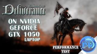 Kingdom Come: Deliverance on GTX 1050 (laptop) #1