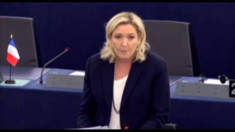 Marine Le Pen sur le diktat migratoire exercé par Erdogan sur lUE