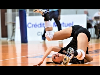 Top 20 flip through the head in womens volleyball. digs. saves.