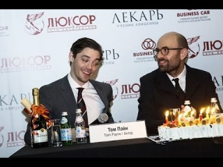 Пресс-конференция Лекарь: Ученик Авиценны (The Physician Press Conference)