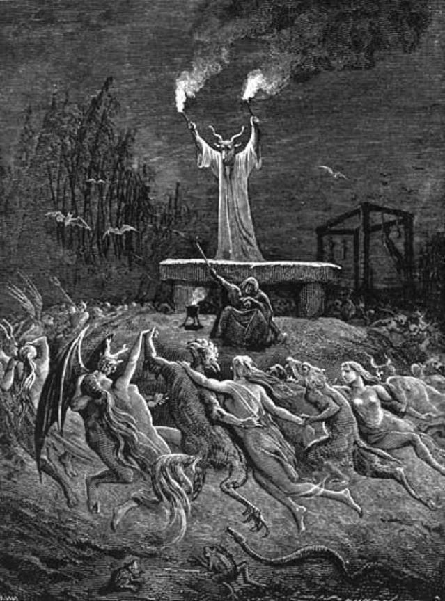 Чёрная библия вальпургиева ночь 13 фотография