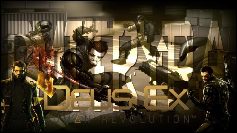 ПОГРУЖАЕМСЯ В КИБЕРПАНК СТЕЛС-ЭКШН ☛ Deus Ex: Human Revolution