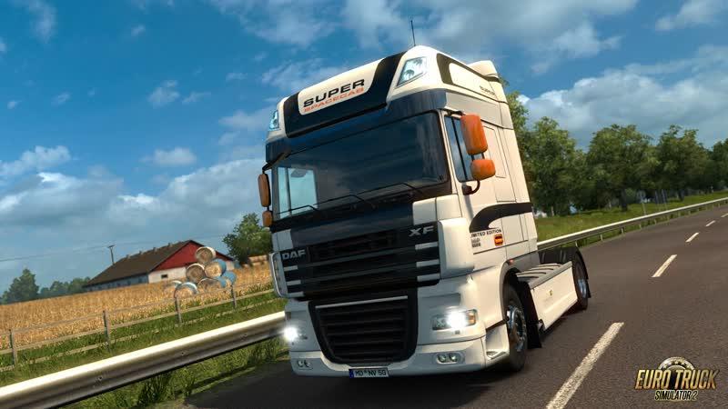 Euro Truck Simulator 2 multiplayer 21 03 2019