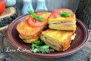 Самые сытные горячие бутерброды