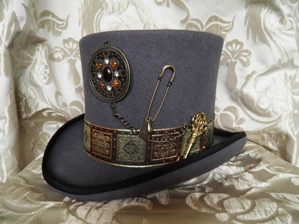 100 Cool Ideas STEAMPUNK HATS
