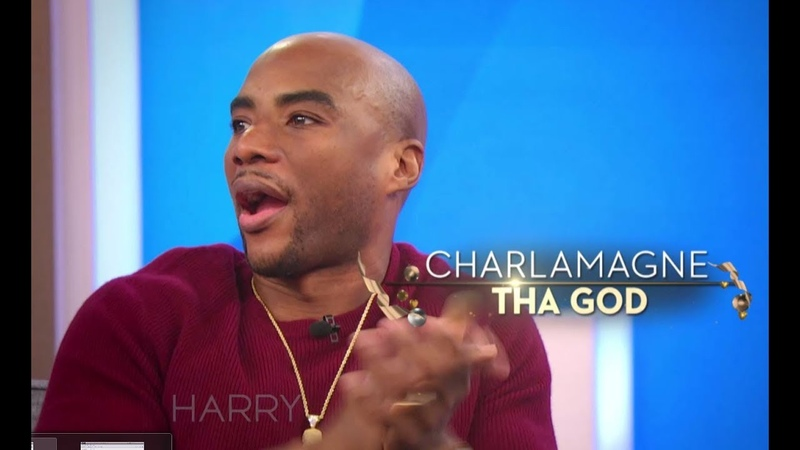 MONDAY: Jaimie Alexander Charlamagne Tha God