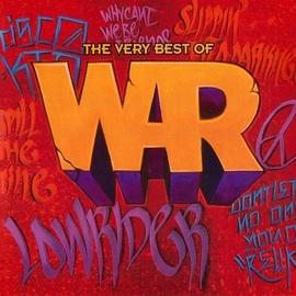 War альбом The Very Best of War
