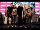 В эфире Площади согласия выступила рок группа из Воронежа Океаны