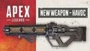 Apex Legends New Weapon – The Havoc Energy Rifle