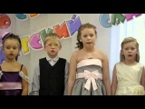 фрагмент выпускного в Детском саду 2013г. (пример съёмки с двух камер)