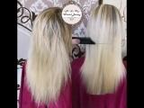 Ботокс для волос в студии WIZARD BEAUTY