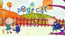 1406-PegCat-PBS Kids Spoof Pixar Lamps Luxo Jr Logo