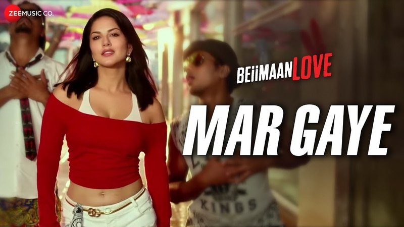 Mar Gaye - Raftaar   Sunny Leone   Manj Musik, Nindy Kaur   Beiimaan Love