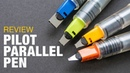 Review Pilot Parallel Pen The Budget Calligraphy Pen