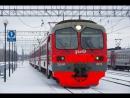 Trains 2012 поедим по маршруту 6824 Вязьма - Бородино