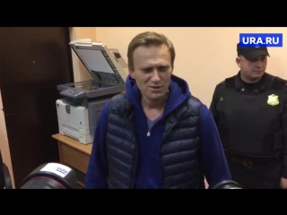 Навальный прокомментировал обращение Золотова