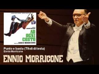 Ennio Morricone - Punto e basta - TItoli di testa - EnnioMorricone