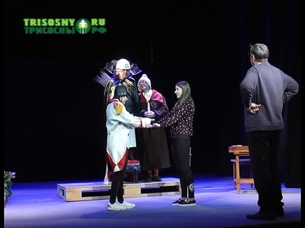 Еще две премьеры ждут в этом сезоне димитровградских театралов
