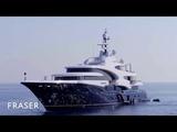 Super Yach Barbara 89m by Oceanco and Sorgiovanni Design 2017