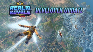 Realm Royale - Developer Update - Class Balance 1