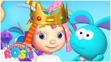 Kings, Queens and Pirates Everythings Rosie Cartoons for Children