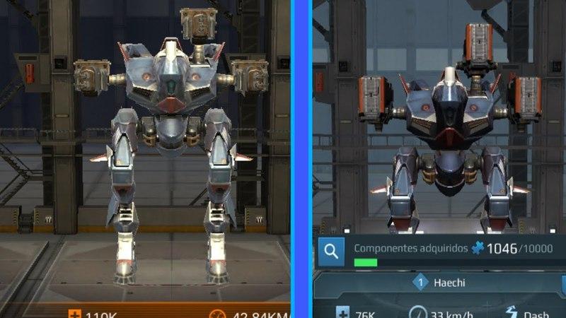 La Copia De War Robots (Kevin YT)