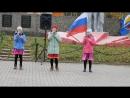 - Открытие Центральной площади, 14.10.2018 г.