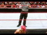 Jon Moxley (Dean Ambrose) vs Val Venis 19.01.2007 on WWE