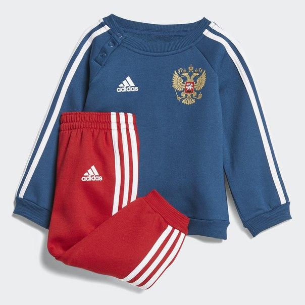 Спортивный костюм Россия 3-Stripes