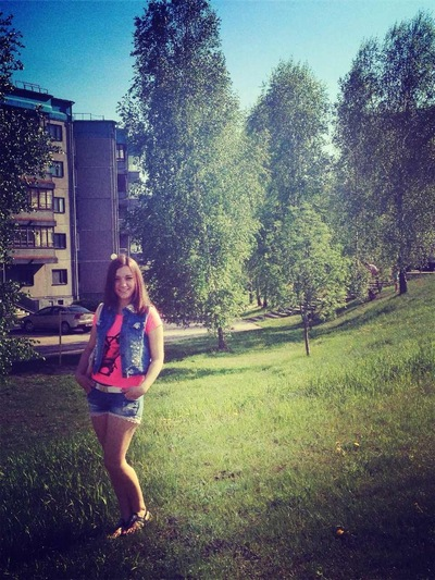 Alisa Angelova, 19 июня , Москва, id9000345