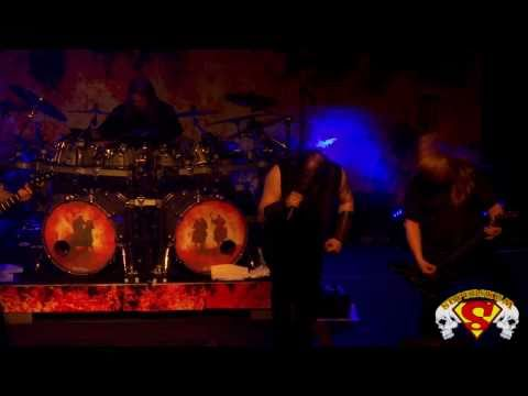 Amon Amarth Destroyer of the Universe Live 4/17/11